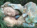 Mother and Child by Tinka Jordy Art in the Garden Hillsborough NC 3707 (36143413705).jpg