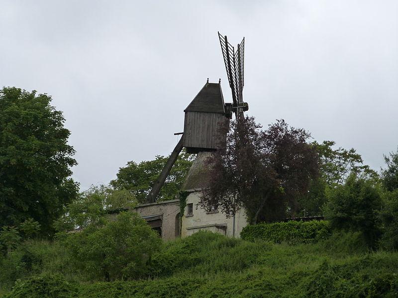 Moulin à vent du Val Hulin (Classé)