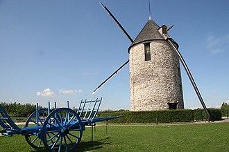 Sempin Windmill - Image: Moulin du Sempin à Montfermeil