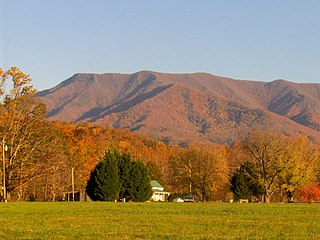 Mount Cammerer mountain in United States of America