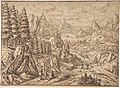 Mountainous Landscape with Travelers on a Road MET DP801545.jpg