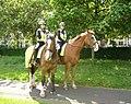 Mounted Police, Montgomery Street - geograph.org.uk - 1367260.jpg