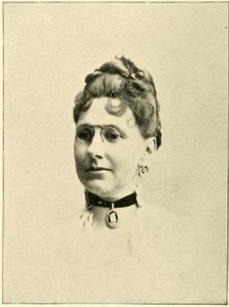 John H. Mitchell - Mrs. John H. Mitchell