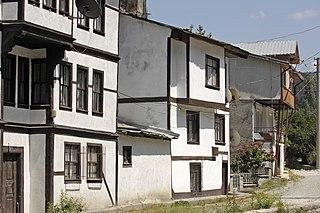 Mudurnu Place in Bolu, Turkey