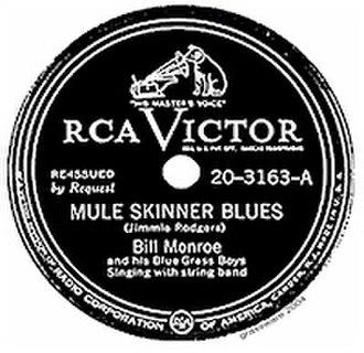 Mule Skinner Blues - Image: Mule Skinner Blues