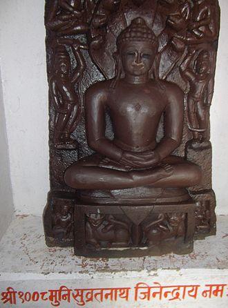 Munisuvrata - Image: Muni Suvratnath