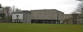 Musée royal de Mariemont - Image: Musée mariemont