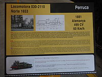 Museu del Ferrocarril (Vilanova i la Geltrú) - A26.JPG