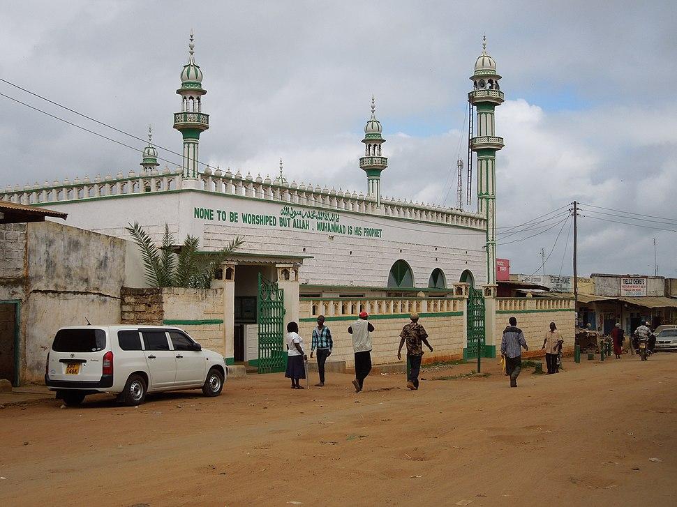 Mwingi mosque