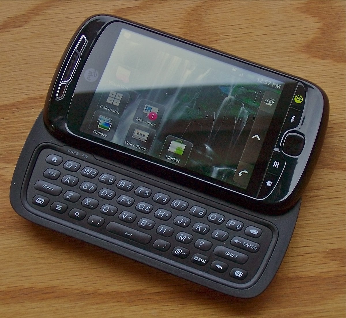 t mobile mytouch 3g slide wikipedia rh en wikipedia org HTC myTouch 3G Slide Updates T-Mobile HTC myTouch