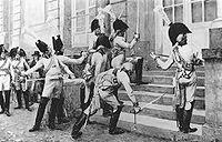 Myrbach-Prussian Garde du Corps