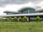 Mysore Airport terminal, July 2016 (1).jpg