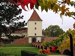 Nádasdy-várkastély és kertje, Sárvár.jpg