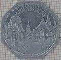 Nürnberg-Fürther Strassenbahn 20 Pfennig - Elisabethen u. Jakobskirche.jpg