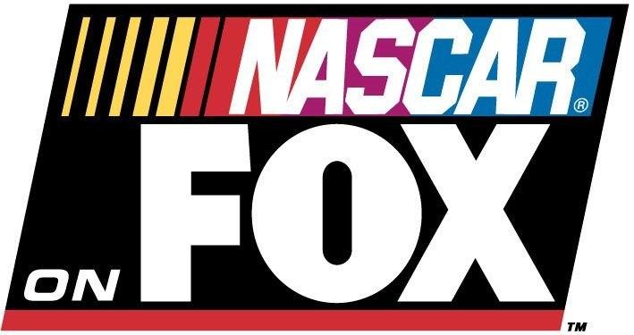 NASCAR On FOX Logo (2001-2012)