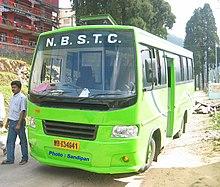North Bengal State Transport Corporation - Wikipedia