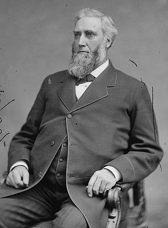 Nehemiah G. Ordway - Nehemiah G. Ordway, c. 1875