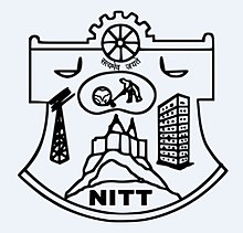 Seal of National Institute of Technology Tiruchirapalli