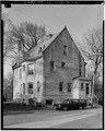 NORTHEAST CORNER - Fort Sheridan, Lieutenants' Quarters, 165 Scott Loop, Lake Forest, Lake County, IL HABS ILL,49-FTSH,1-4-2.tif