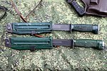 NRS 6P25 special scout knife and NR-2 scout knife - 4thTankDivisionOpenDay17p2-10.jpg