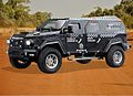 NSW Police Force Public Order ^ Riot Squad All Terrain Tactical Assault Vehicle - Flickr - Highway Patrol Images.jpg