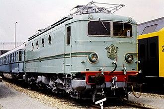NS Class 1100 - Flat-fronted cab, as originally built