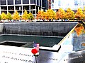 NYC – 9-11 Memorial – South Pool - panoramio.jpg