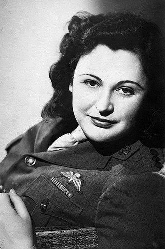 Nancy Wake - Wake in the mid-1940s