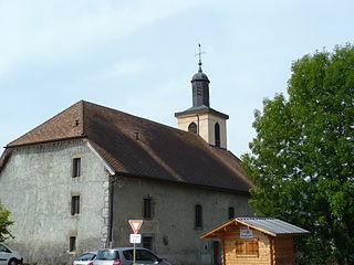 Nangy Commune in Auvergne-Rhône-Alpes, France