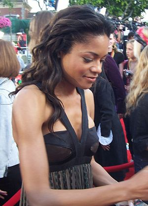 English: English actress Naomie Harris.