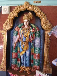 Andal Tamil poet-saint