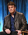 Nathan Fillion at Paleyfest 2012.jpg
