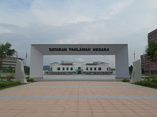 National Heroes Square (Malaysia)
