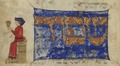 National Library of Israel, image from the Rothschild Haggadah, high resolution 486127 061.tif