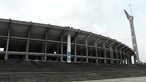 Former National Stadium, Singapore