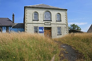 Nebo, Hirwaun church in Rhondda Cynon Taf, UK