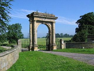 Sproxton, North Yorkshire Village and civil parish in North Yorkshire, England
