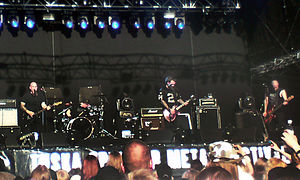 Neurosis (band) - Neurosis live at Tuska Open Air Metal Festival 2009