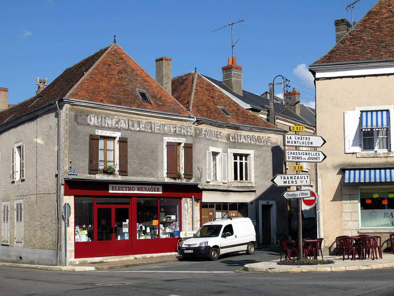 Image result for Chassignolles, France