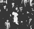 Neville Chamberlain and his wife at Chelsea Old Church, 1938.png