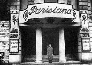 Картинки по запросу 1914 петербург кинотеатр «Паризиана»