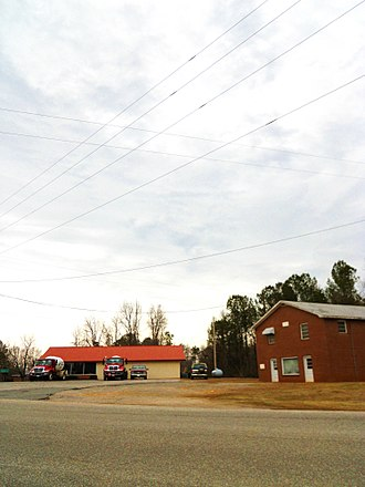 New Site, Alabama - Image: New Site Alabama