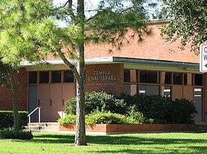 History of the Jews in Galveston, Texas - New B'nai Israel Synagogue
