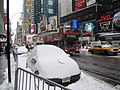 New York. Times Square. Snowy (2805655178).jpg