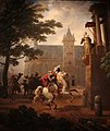 Nicolas-Antoine Taunay - Henri IV caracolant 01.jpg