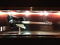 Nikki Sixx's Bass Guitar at the Hard Rock Hotel, San Diego, CA (8339845126).jpg