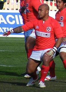 Nili Latu Tongan rugby union player