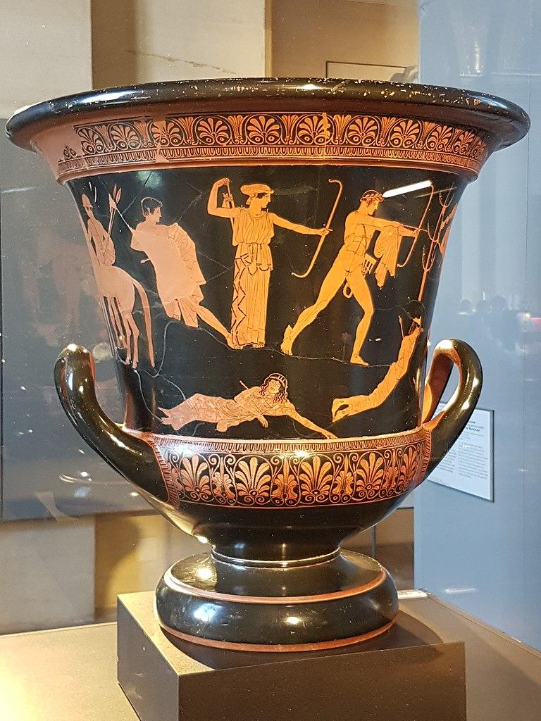 Самая красивая смерть в древнегреческой скульптуре