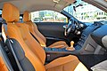 Nissan 350Z Premium Pack sunset orange, 2003, Interior.jpg