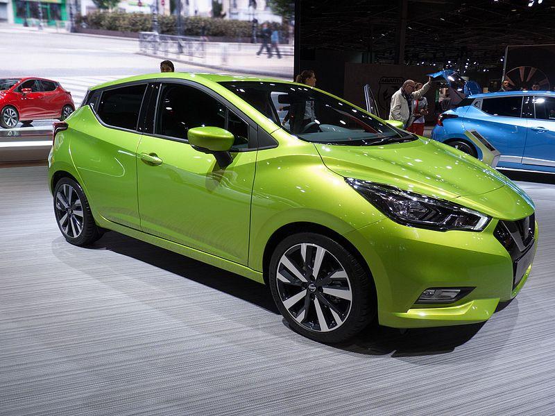 Datei:Nissan Micra mondial auto 2016 (1).jpg